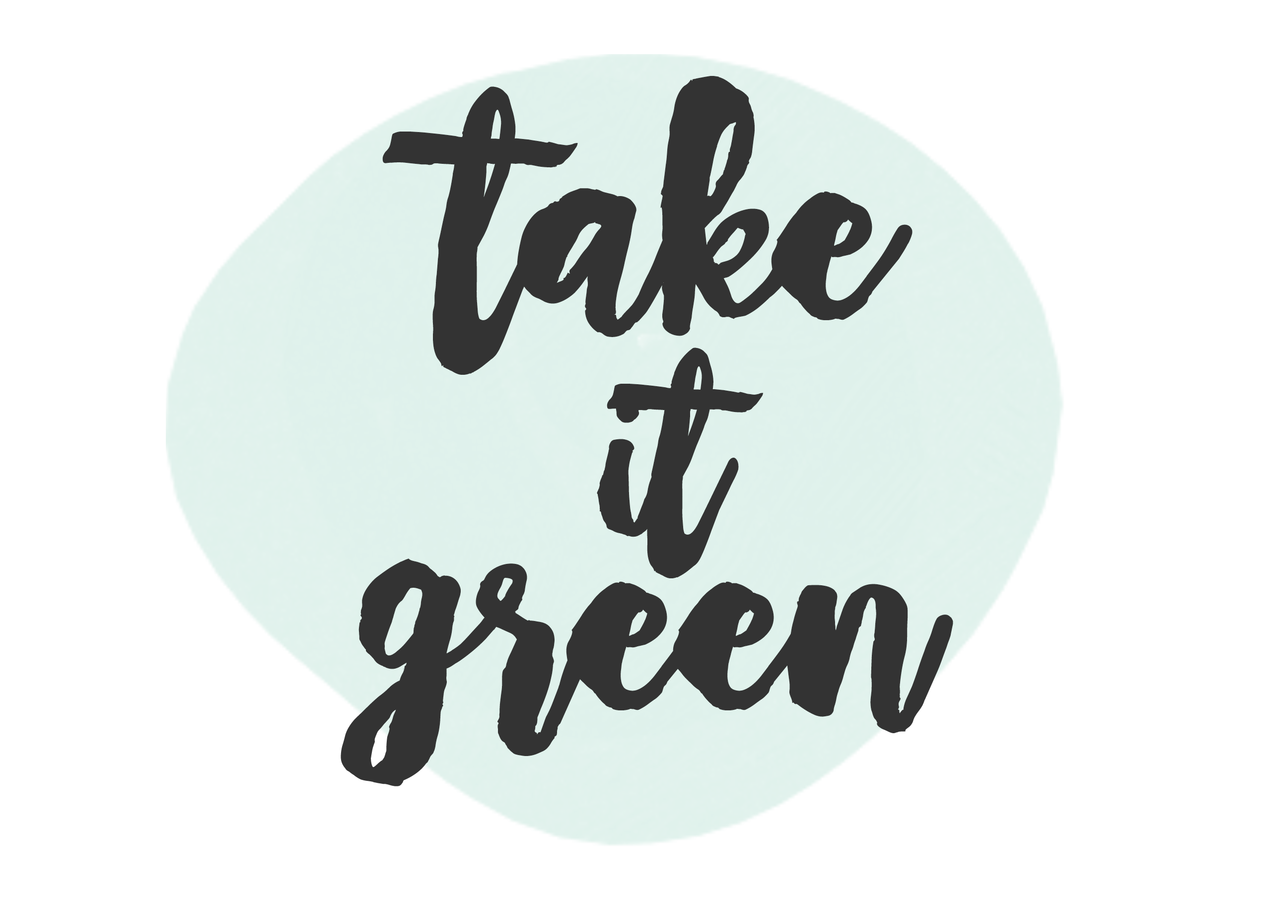 Take It Green