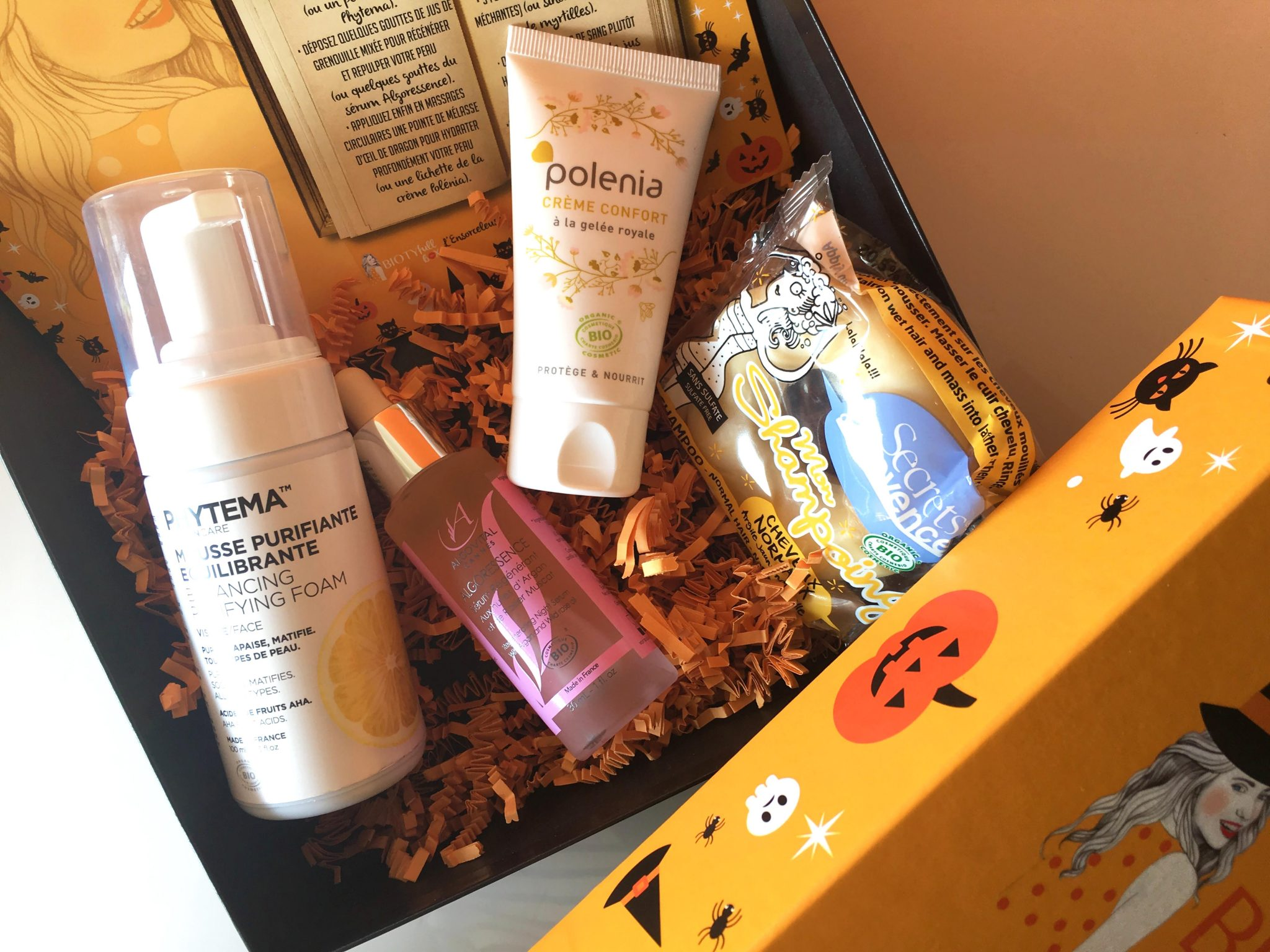 BIOTIFUL box octobre
