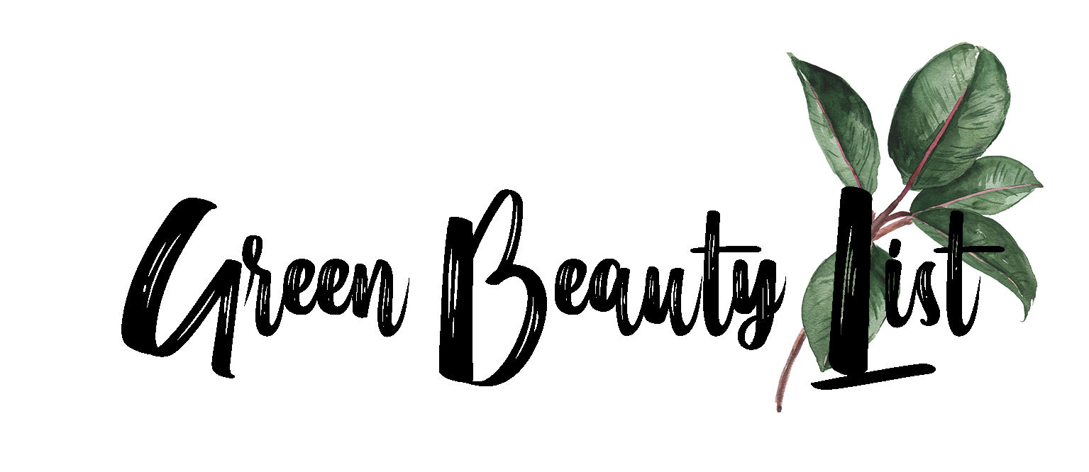 green beauty list liste marques naturelles
